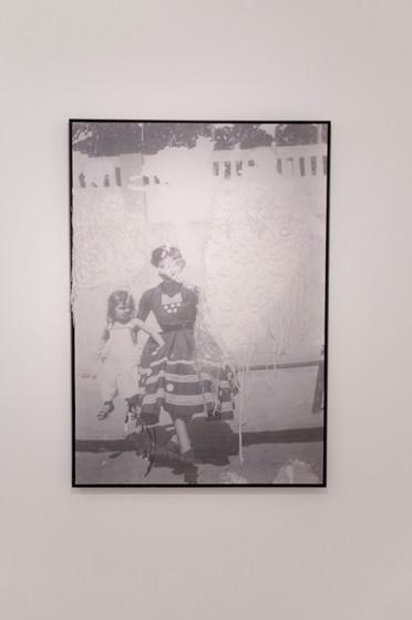 A Menina e a Moça de Saia Rodada, (2017)