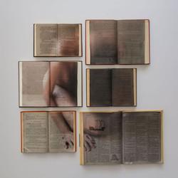 Bibliomancia II, (2013)