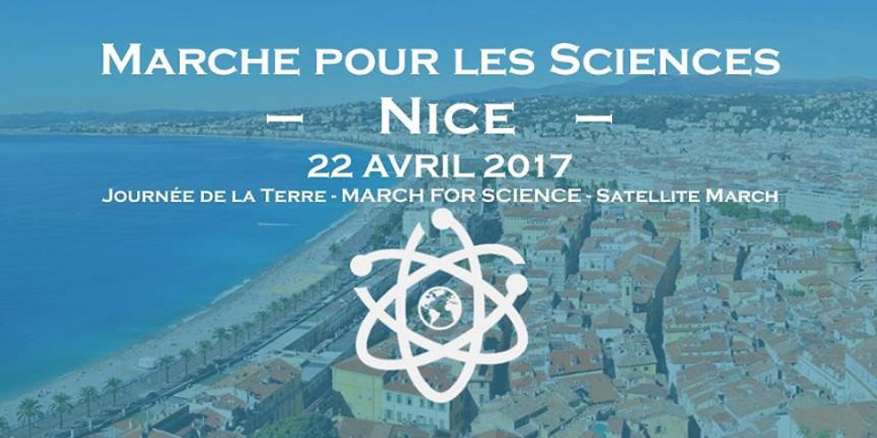 March for Science Nice