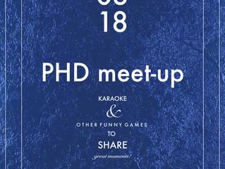 PHD meet-up 2018