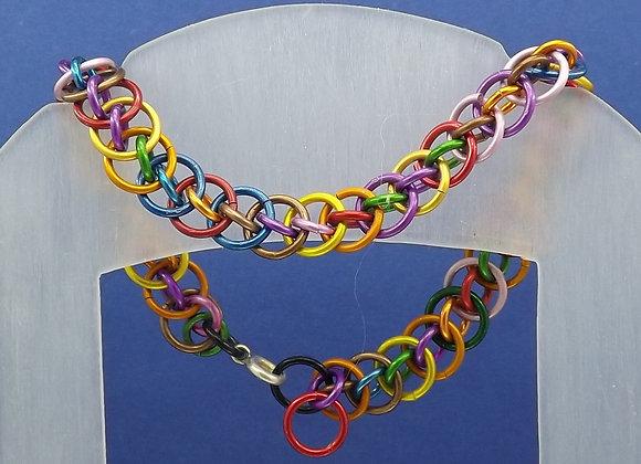Bracelet Plat multi