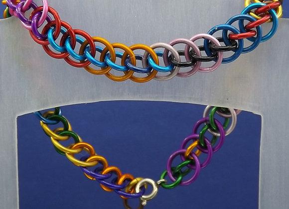 Bracelet Plat triple