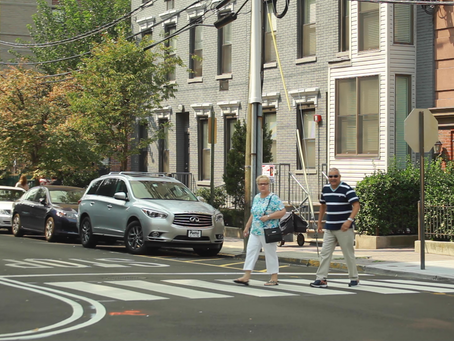 Hoboken Receives National Recognition for Achieving Zero Deaths for Three Consecutive Years