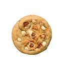 Nada mejor que pedir una galleta Caramelo Cookie Jaar a domicilio. Descaradamente adictiva por su frescura, recien horneada en el punto perfecto entre suavidad y crocancia!