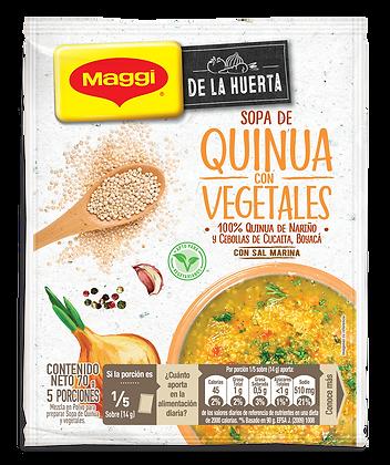 MAGGI Sopa Quinoa Vegetales