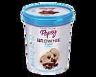 Nuestro Helado Brownie Light en Litro, la dosis perfecta de azúcar, perfecto para cucharear desde el pote o para compartir en casa, viendo películas o en la mesa. Pide un litro de helado a domiclio por Domicilios Helados Popsy desde tu heladería más cercana.