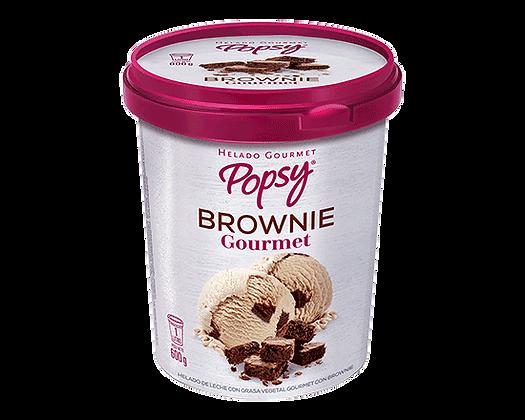Helado de Brownie Gourmet