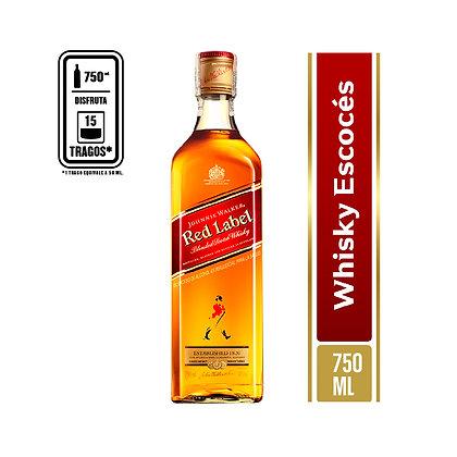 Johnnie Walker Red Label 0.75 L