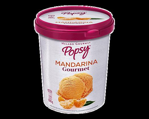Helado de Mandarina Gourmet