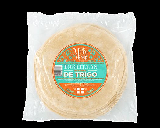 Tortillas Medianas de Trigo 20 Unds.