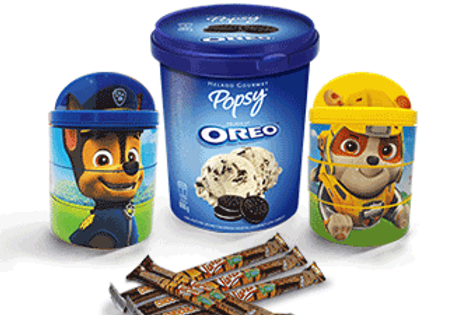 No quieres salir de casa, pero quieres un momento especial para tus niños? Pide este delicioso y divertido combo de helados y Popsy Toys.