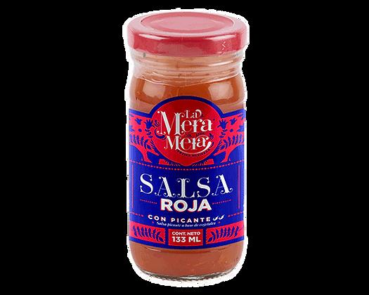 Salsa Roja (Medianamente Picante)