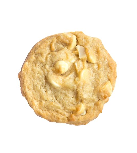 Nada mejor que pedir una Galleta de Macadamia Cookie Jaar a domicilio. Descaradamente adictiva por su frescura, recien horneada en el punto perfecto entre suavidad y crocancia!