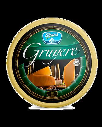 Queso Gruyere Alpina Cuña x 250 g