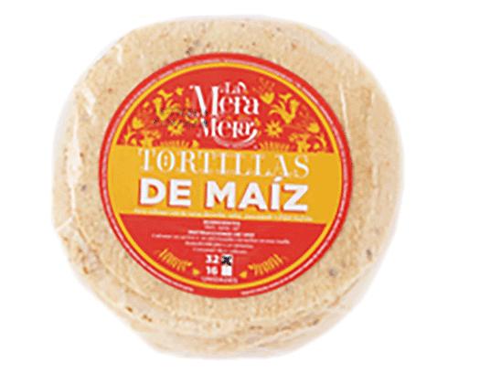 Tortillas de Maiz 32 Unids.