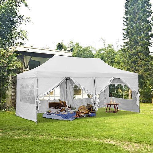 אוהל PVC מתקפל מוגן מים גודל 3X6