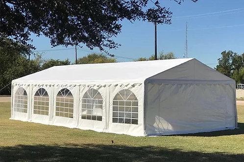 אוהל PVC גודל 5X10