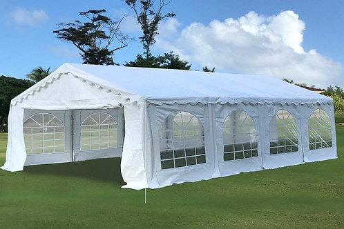 אוהל PVC גודל 8X5
