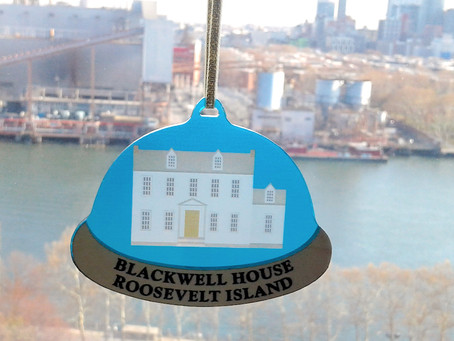 Gifts that Celebrate Roosevelt Island