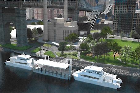 Future Ferry Service on Schedule