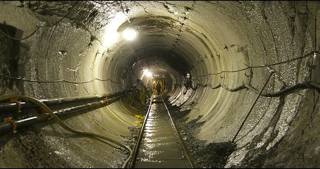 Water Tunnel Work Gets Underway