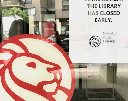 Island Library Needs Repairs Now