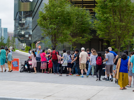 Snapshots: Cornell Tech Rolls Out the Welcome Mat
