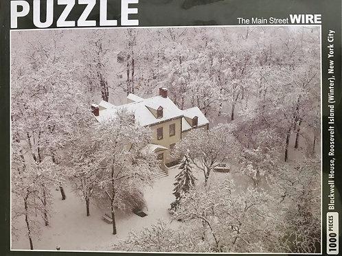 Roosevelt Island Jigsaw Puzzles