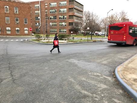 Residents Sound Alarm on Pedestrian Danger Zones