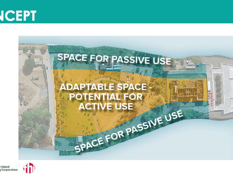 Final Recommendations Previewed for Southpoint Park Plans