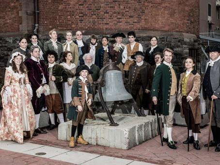 Bravo, Cast of '1776'