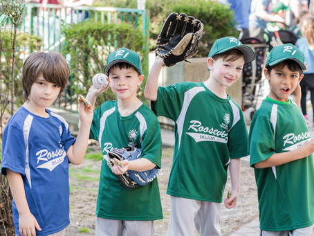 Little League Hits Off a New Season