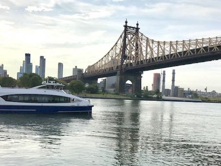 NYC Ferry Ushers In New Era of Transit