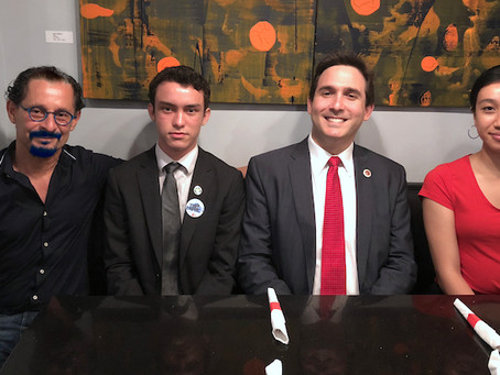 Council Member Ben Kallos on the Joys of Being an Outsider in NYC Politics