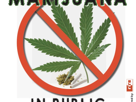 RIRA Approves Anti-Pot Signs