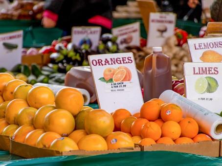 Farmers Market Will Relocate to Good Shepherd Plaza