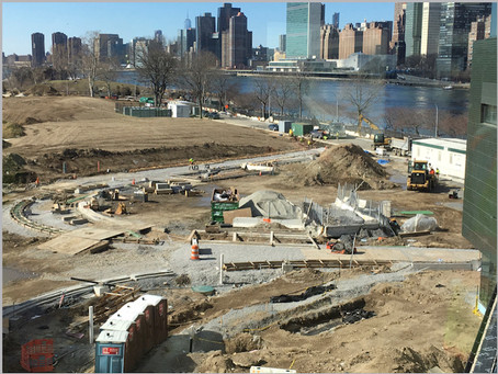 Cornell Tech Wraps Up Construction