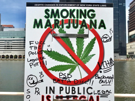 Anti-Pot Campaign off to a Rocky Start
