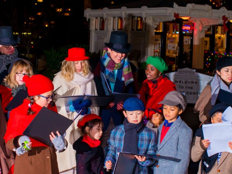 Snapshots: 2017 Tree Lighting Ceremony