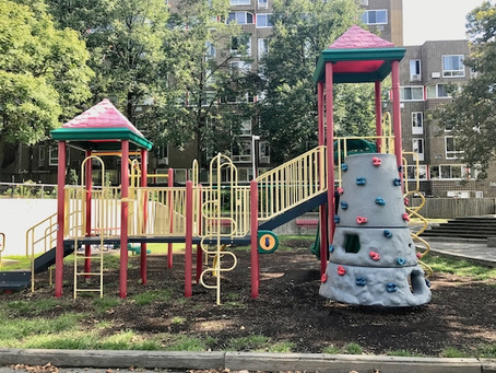 RIOC Promises Playground Improvements