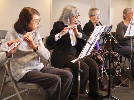 Classical Musicians Find Community and Freedom in Island Group
