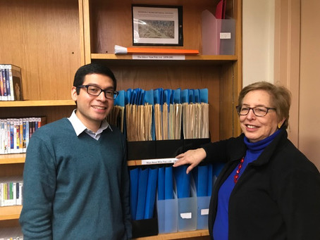 Island Comes Together to Rebuild Lost Archives