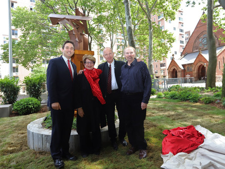 RIOC Unveils New Public Art