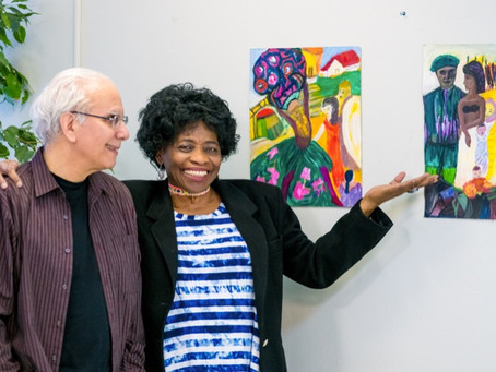 Senior Center Creates a Showcase for Local Artists