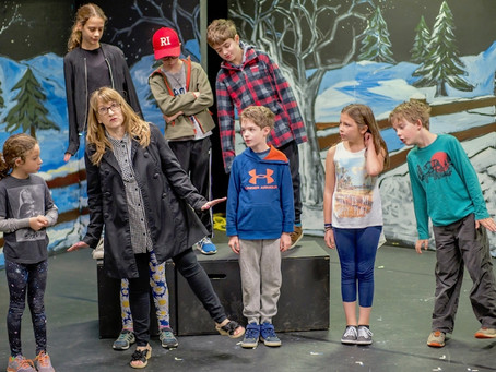 Children's Theater Offers Whimsical Take on Dr. Seuss