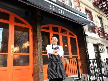 A Dream Come True for Island Chef