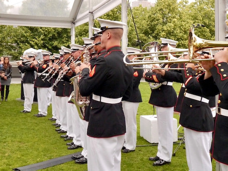 100 Years with the Marine Corps Reserve