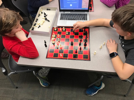 Island Chess Wizards Face Off in Tournament