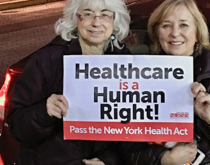 Opinion: Join the Fight for Universal Health Care