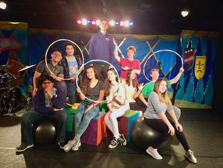 Theater Season Ends with Teen Production of Pippin
